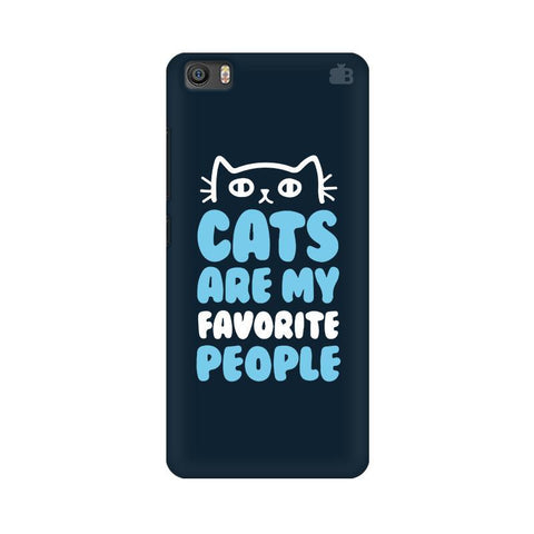 Cats favorite People Xiaomi Mi 5 Phone Cover