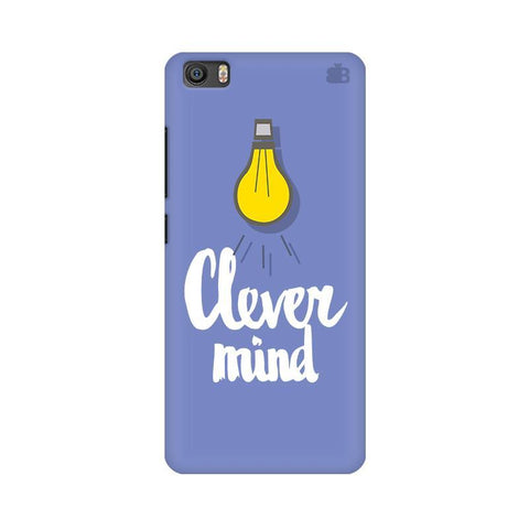Clever Mind Xiaomi Mi 5 Phone Cover