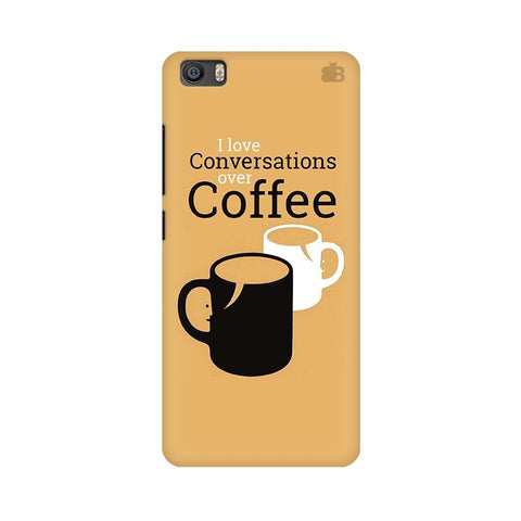 Convos over Coffee Xiaomi Mi 5 Phone Cover
