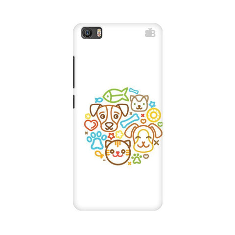 Cute Pets Xiaomi Mi 5 Phone Cover