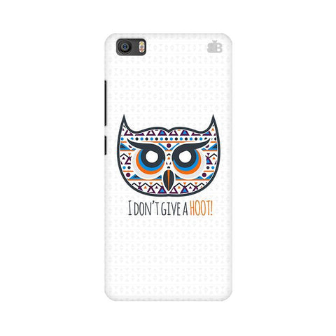 Dont give a Hoot Xiaomi Mi 5 Phone Cover