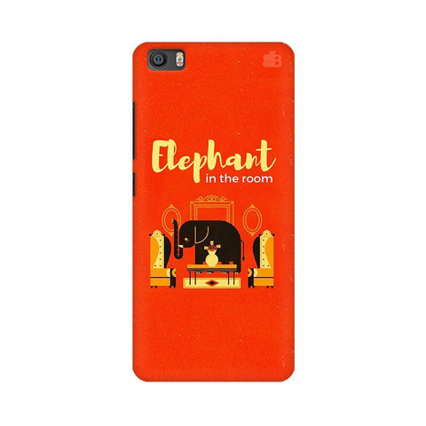 Elephant in the room Xiaomi Mi 5 Phone Cover