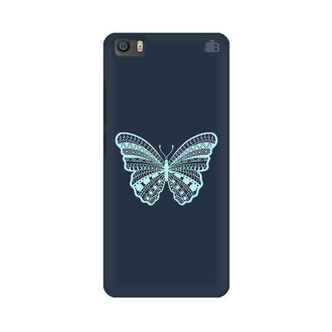 Ethnic Butterfly Art Xiaomi Mi 5 Phone Cover