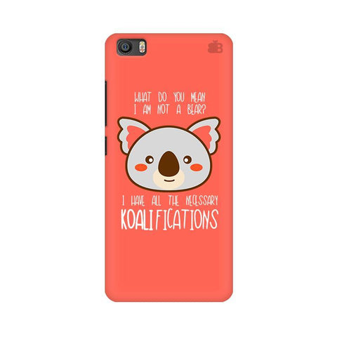 Koalifications Xiaomi Mi 5 Phone Cover