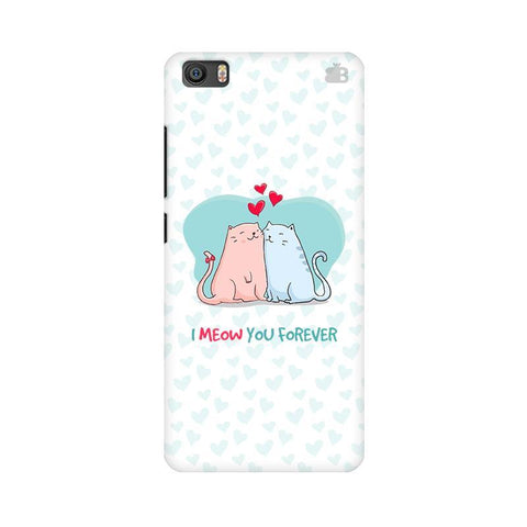 Meow You Forever Xiaomi Mi 5 Phone Cover