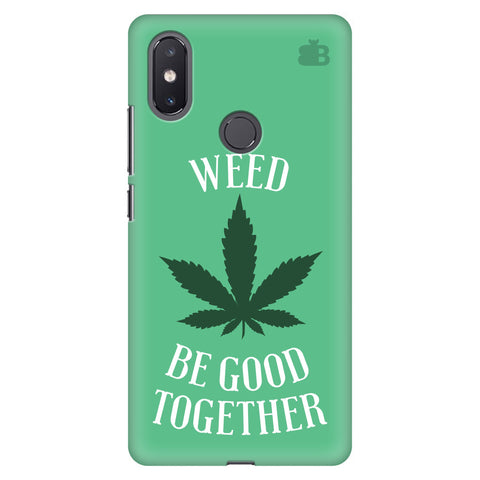 Weed be good Together Xiaomi Mi 8 SE Cover