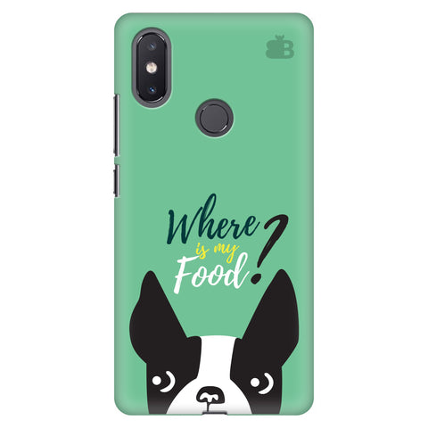 Where is my Food Xiaomi Mi 8 SE Cover