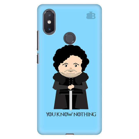 You Know Nothing Xiaomi Mi 8 SE Cover