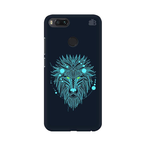 Abstract Art Lion Xiaomi Mi A1 Phone Cover