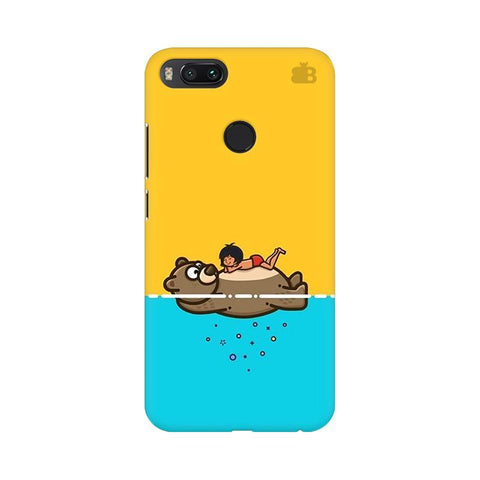 Baloo and Mowgli Xiaomi Mi A1 Phone Cover