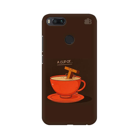 Cup of Tea Xiaomi Mi A1 Phone Cover