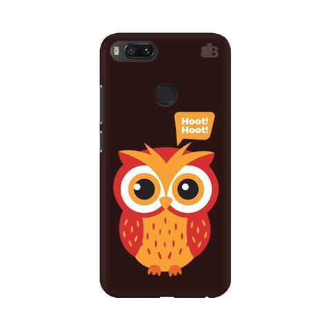 Hoot Hoot Xiaomi Mi A1 Phone Cover
