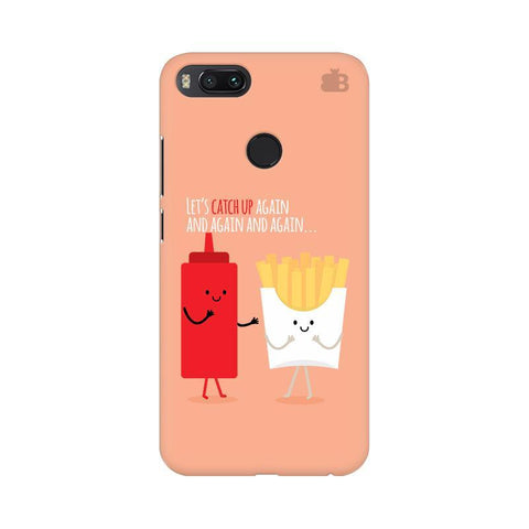 Let's Catch Up Xiaomi Mi A1 Phone Cover