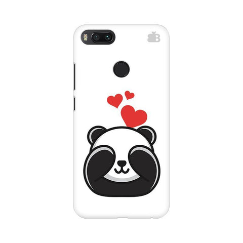 Panda In Love Xiaomi Mi A1 Phone Cover