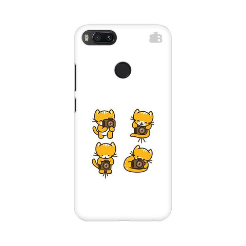 Photographer Kitty Xiaomi Mi A1 Phone Cover