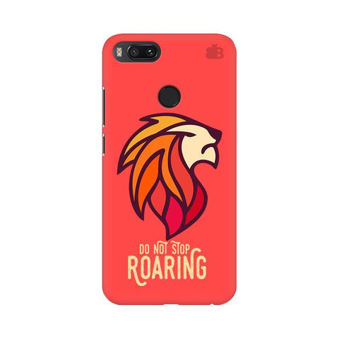 Roaring Lion Xiaomi Mi A1 Phone Cover