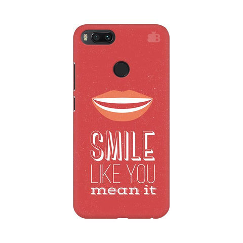 Smile Xiaomi Mi A1 Phone Cover