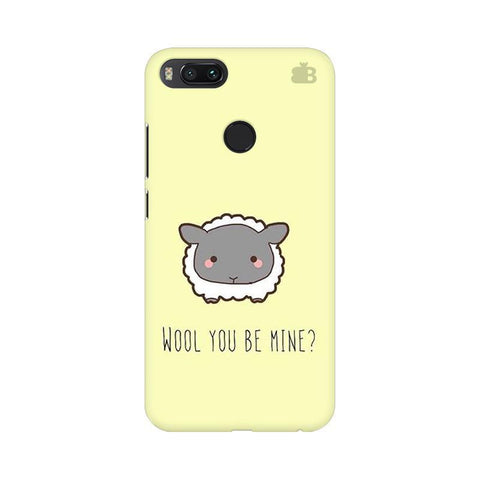Wool Xiaomi Mi A1 Phone Cover