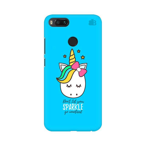 Your Sparkle Xiaomi Mi A1 Phone Cover