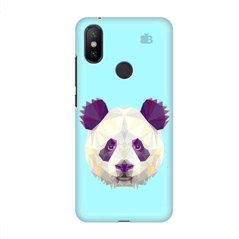 Abstract Panda Xiaomi Mi A2 Cover