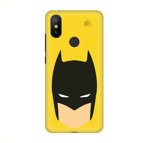 Angry Masked Superhero Xiaomi Mi A2 Cover
