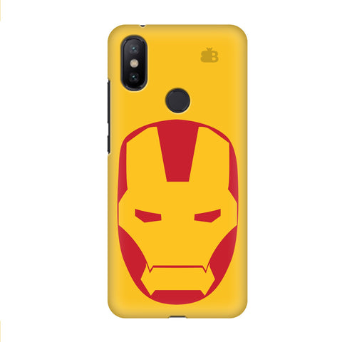 Angry Superhero Mask Xiaomi Mi A2 Cover