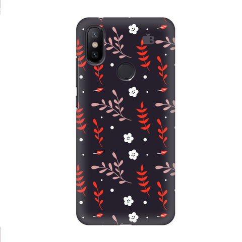 Autumn Floral Pattern Xiaomi Mi A2 Cover