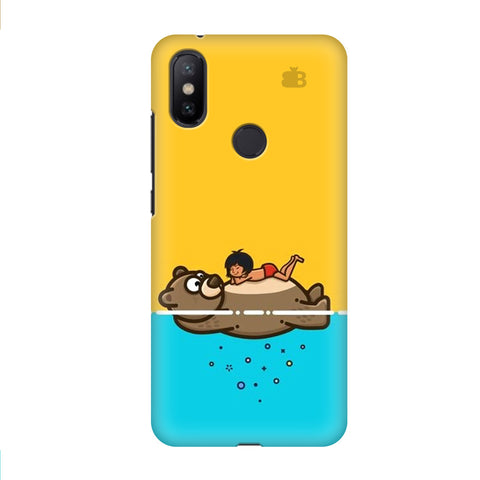 Baloo And Mowgli Xiaomi Mi A2 Cover