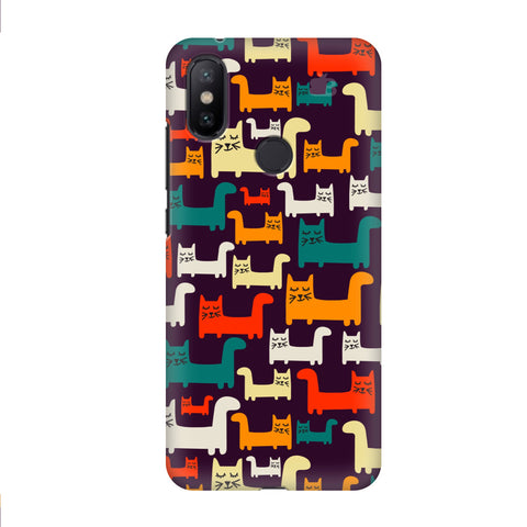 Chill Cats Xiaomi Mi A2 Cover