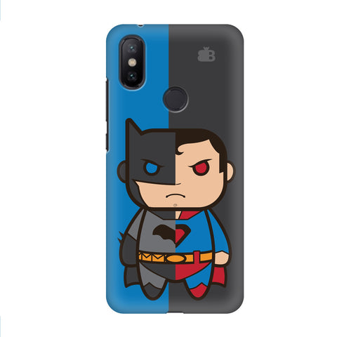 Cute Superheroes Annoyed Xiaomi Mi A2 Cover