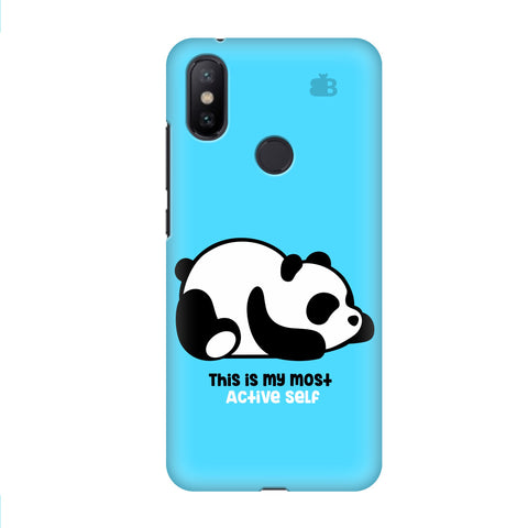 Most Active Panda Xiaomi Mi A2 Cover