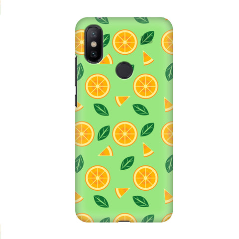Oranges Xiaomi Mi A2 Cover