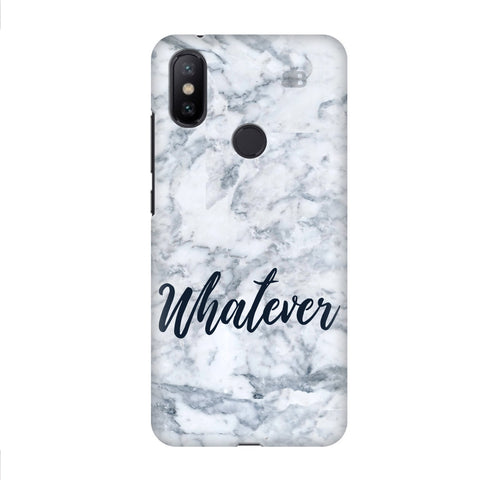 Whatever Xiaomi Mi A2 Cover