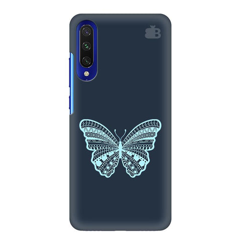 Ethnic Butterfly Art Xiaomi Mi A3 Cover