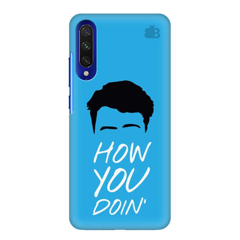 How You Doin Xiaomi Mi A3 Cover