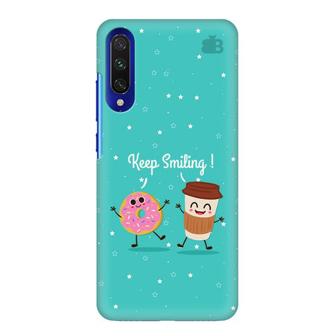 Keep Smiling Xiaomi Mi A3 Cover
