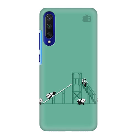 Pandas Playing Xiaomi Mi A3 Cover