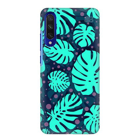 Tropical Leaves Pattern Xiaomi Mi A3 Cover