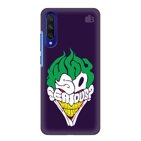 Why So Serious Xiaomi Mi A3 Cover