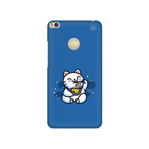 KItty eating Noodles Xiaomi Mi Max 2 Phone Cover