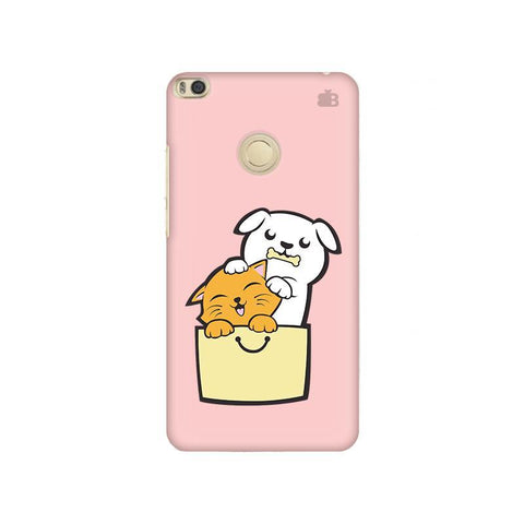 Kitty Puppy Buddies Xiaomi Mi Max 2 Phone Cover