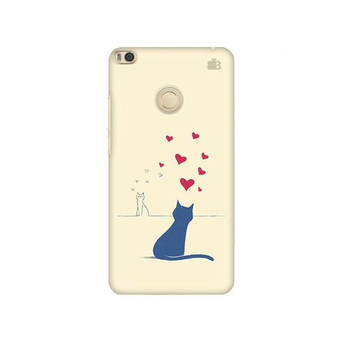 Kitty in Love Xiaomi Mi Max 2 Phone Cover