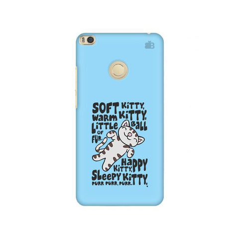 Soft Kitty Xiaomi Mi Max 2 Phone Cover