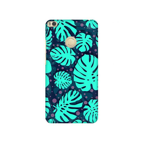 Tropical Leaves Pattern Xiaomi Mi Max 2 Phone Cover