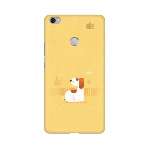 Calm Dog Xiaomi Mi Max Phone Cover