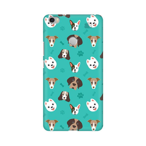 Doggie Pattern Xiaomi Mi Max Phone Cover