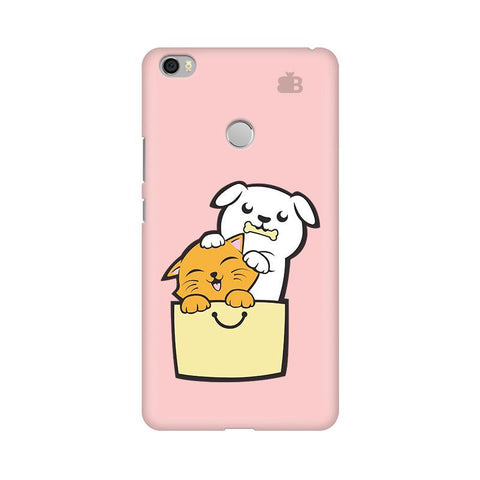 Kitty Puppy Buddies Xiaomi Mi Max Phone Cover