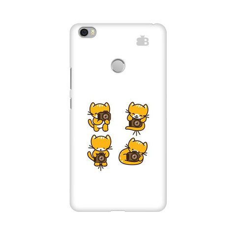 Photographer Kitty Xiaomi Mi Max Phone Cover