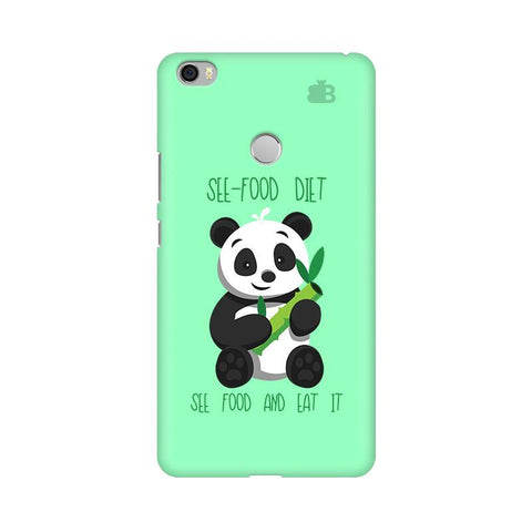See-Food Diet Xiaomi Mi Max Phone Cover