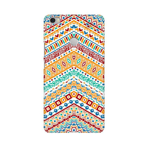 Wavy Ethnic Art Xiaomi Mi Max Phone Cover